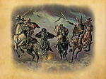 Revelation 6 Four Horsemen