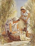 Miriam, Mother, Baby Moses