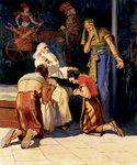 Jacob Blessing Joseph's Sons